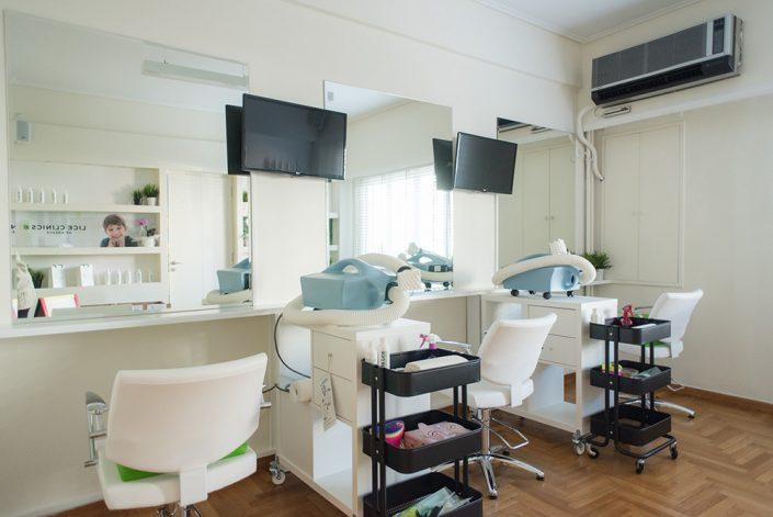 Lice Clinics of Greece