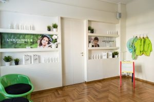 Lice Clinics of Greece